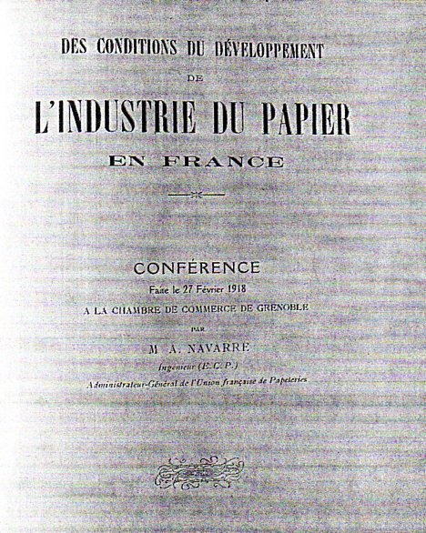 Couverture Conference 1918