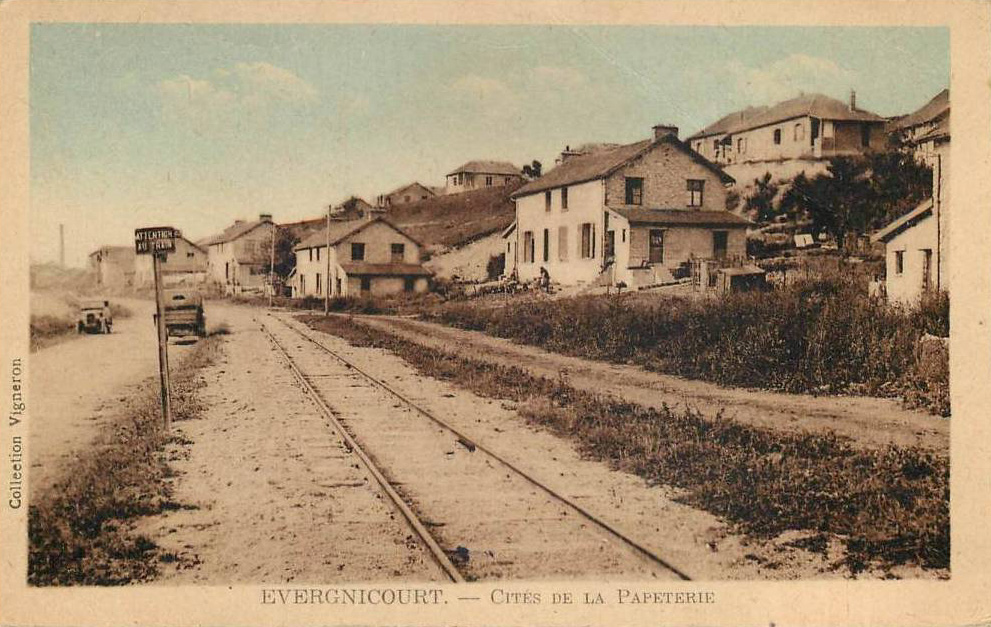 cite evergnicourt